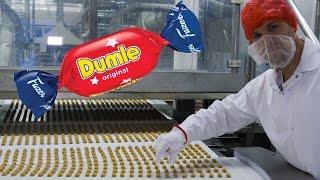 På besök i chokladfabriken, del 1 - så görs Dumle