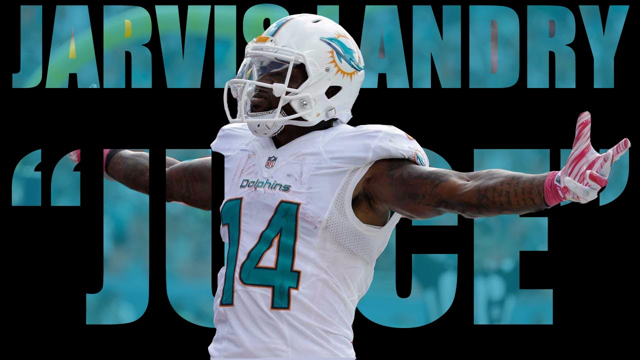 sneakers for cheap 38d58 48c8f Jarvis Landry