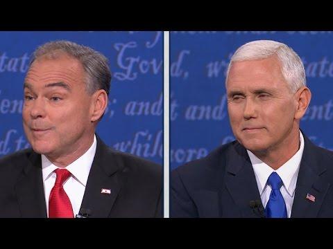 2016 Vice Presidential Debate Part 4: Social Security