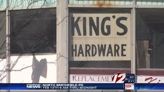 Providence hardware store robbed
