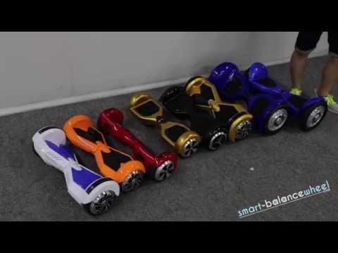 Електрически скутер с LED светлини 6.5 инча гуми 250 W 31
