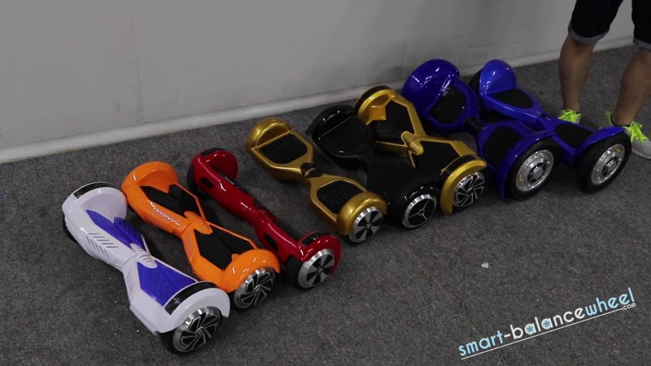 How to choose right hoverboard ? Which hoverboard should I buy .