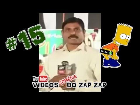 Videos Comedia do Zap Zap #15 Sai da Frente Satanas...