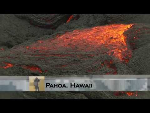 PAHOA, HAWAII - Puna Lava Flow - Hawaii Army and Air National Guard Respond!