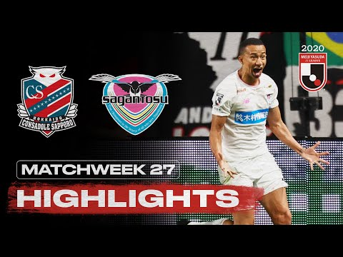 Sapporo Sagan Tosu Goals And Highlights