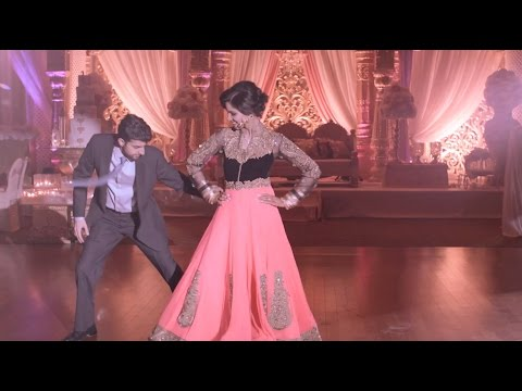 The Bollywood Couple's Dance Medley - Ritu + Sumit - Wedding