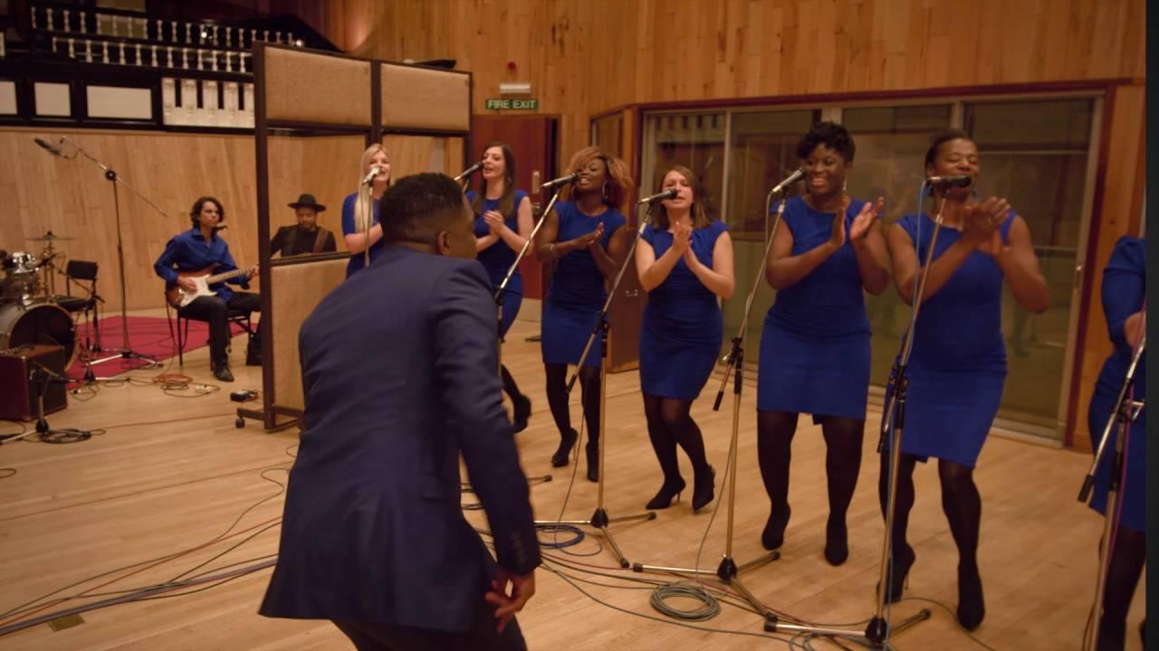CK Gospel Choir - Happy - The Angel Studio Sessions