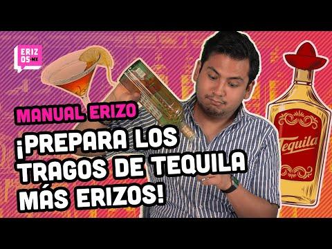 Prepara los MEJORES tragos de TEQUILA | Manual Erizo