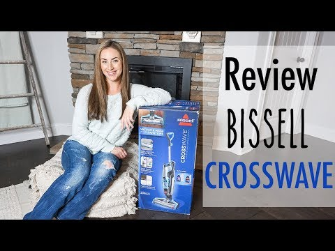 Bissell CrossWave Review | Unboxing & Testing On All Floor Types | Best Wet Dry Vacuum!