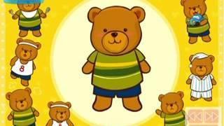 Teddy английские прилагательные