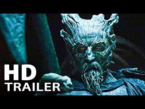 THE GREEN KNIGHT Trailer Deutsch German (2020)