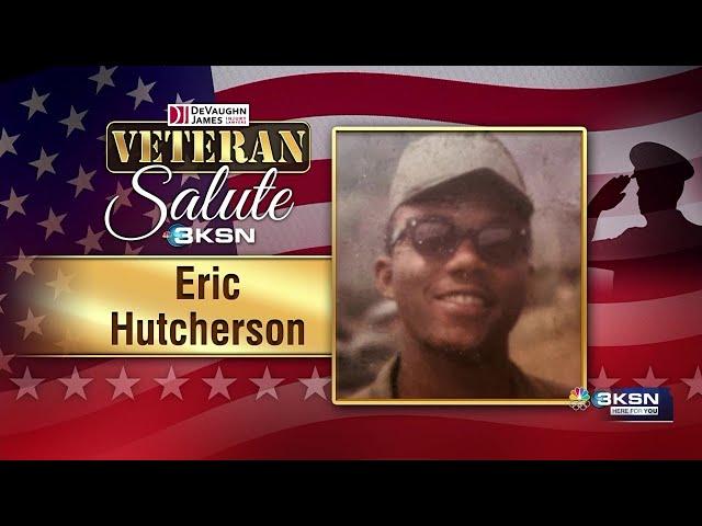 Veteran Salute: Eric Hutcherson