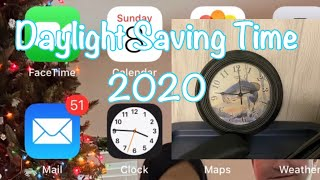 Daylight Saving Time 2020 In United States Began At 2:00 AM On Sunday, March 8