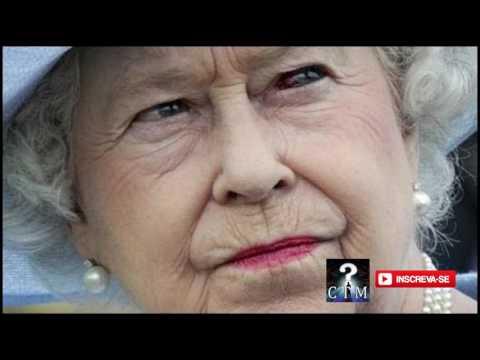 """Rainha Da Inglaterra Admite Que """"não é Humana""""."""