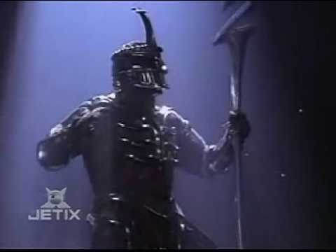 Power Rangers - Lord Zedd in the Command Center