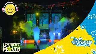 disney channel españa videoclip lemonade mouth breakthrough