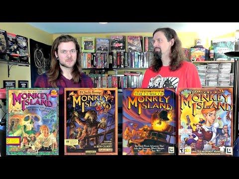Favorite Old-school PC ADVENTURE GAMES - LucasArts & Sierra On-Line