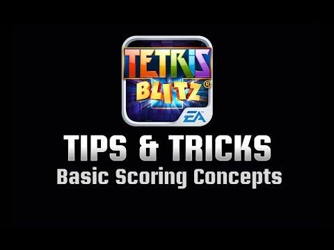 Tetris Blitz Tips & Tricks: Scoring