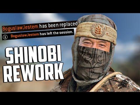 Actually Having Fun With Shinobi - [For Honor] |