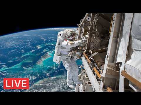 SpaceX DM-2: Earth views from Crew Demo-2 Astronauts at ISS #EarthfromSpace