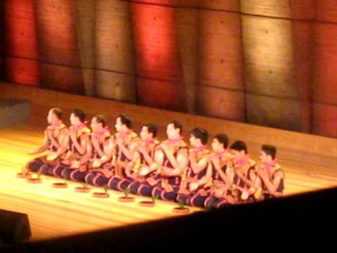 Gayo Art Dance, Aceh, @ UNESCO Paris 10 june 2010
