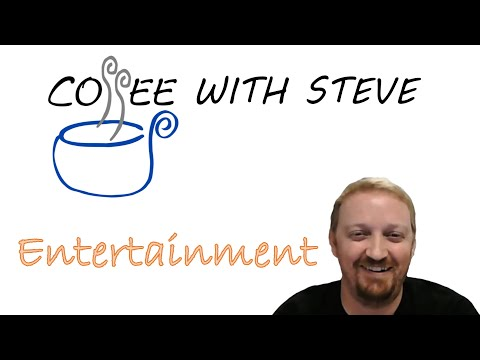 The Orville Renewed For Season 3 - Coffee With Steve Live Stream ☕