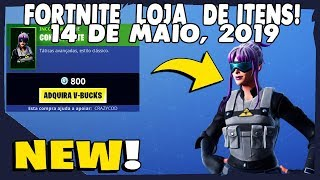 Shop of items Fortnite-today's shop 14/05/2019 * NEW * skin