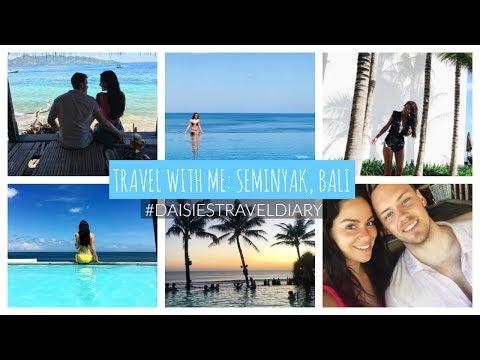 TRAVEL WITH ME! SEMINYAK, BALI + GILI ISLANDS | Beauty's Big Sister