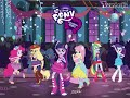 Toontastic: My Little Pony: Equestria Girls Logo