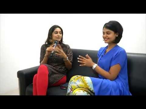 """""""Natpunaa Naangathaan"""" : Actress Bindu Madhavi & Regina Cassandra'S Exclusive Interview"""