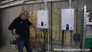 Navien Combi-Boiler Installation In Chicago