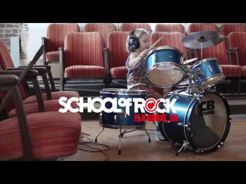 School of Rock Elk Grove Promo Renovation 2016
