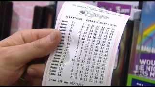 100 Million Dollar OZ Lotto Draw Tuesday 6 November 2012