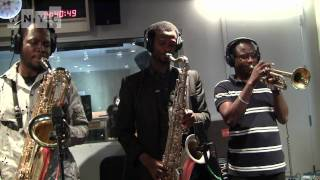 "Femi Kuti ""Africa For Africa"" Live on Soundcheck"