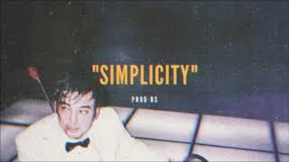 "Joji Type Beat 2018 x Lofi Hip Hop Instrumental "" Simplicity' | Prod BS"