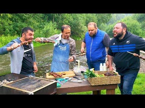4 Шеф-повара на пикнике | Помидор 800 грамм!