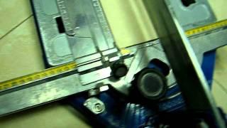 Машина за рязане ръчна SIRI TOP68 Art.5068 part 3