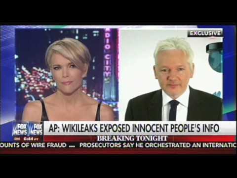 Julian Assange talks about death of hackers