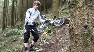 How to Corner on a Mountain Bike - Will Williams (Higher Skills Project)