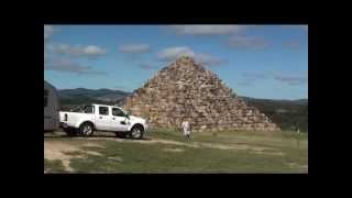 The Ballandean Pyramid In The Granite Belt Queensland Australia