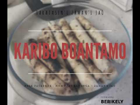 """Taratasin'i Zaman'i Jao 3 """"Boantamo"""" - Momo JAOMANONGA"""