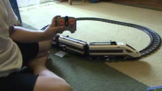 LEGO Скоростной пассажирский поезд City 60051/ LEGO City 60051 High-Speed Passenger Train