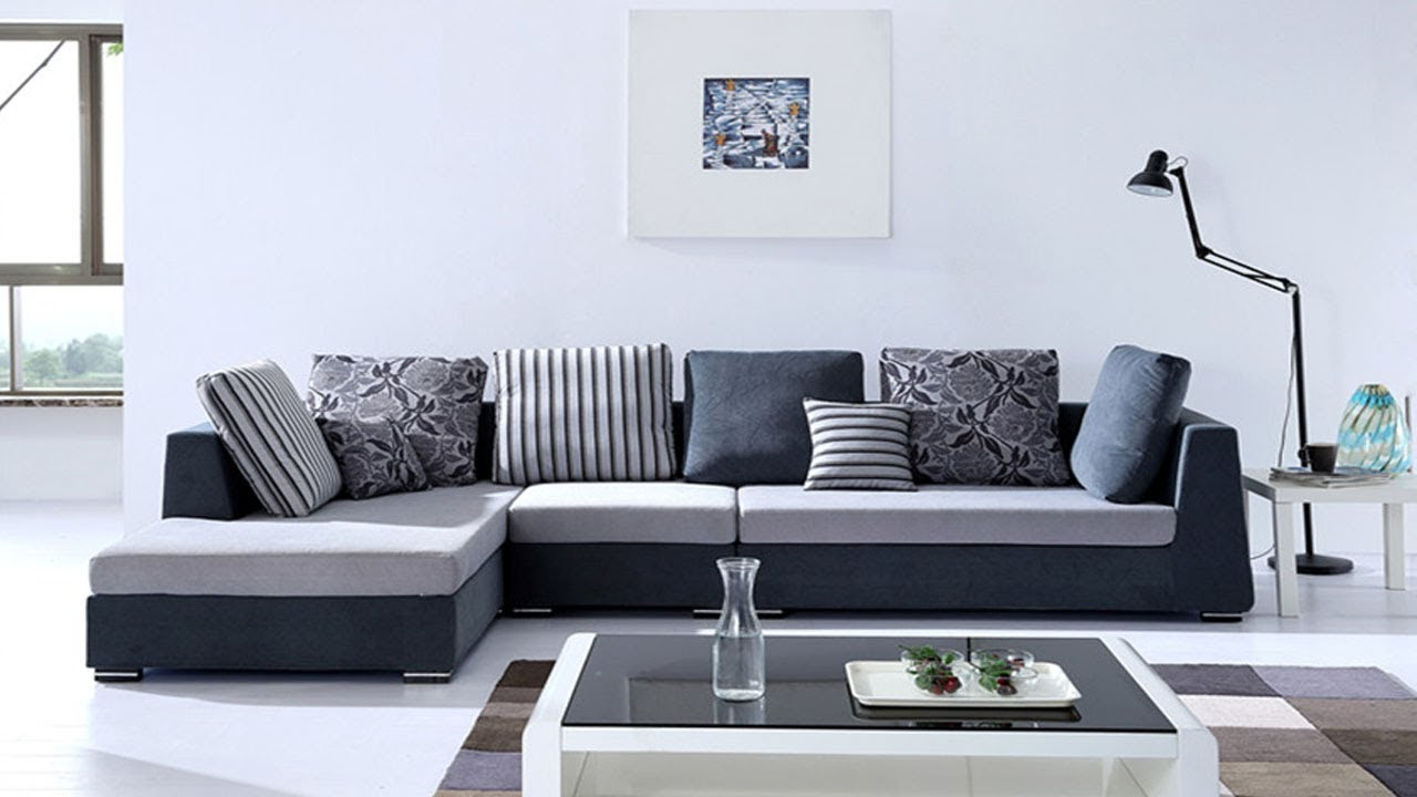 Sofa Design For Living Room  Modern Sofa Set Designs For