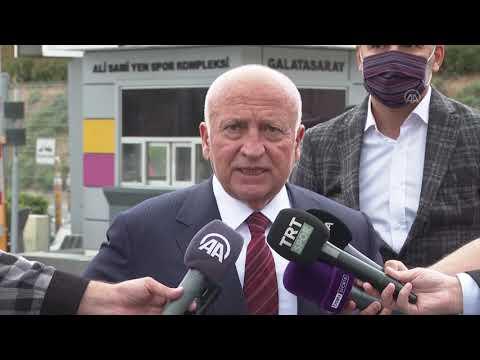Galatasaray'da Işın Çelebi'nin birleşme çağrısı karşılık bulmadı