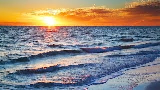 Relaxing Music with Ocean Waves: Beautiful Piano, Sleep Music, Stress Relief, Wave Sounds screenshot 3