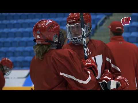 Wisconsin Badgers Blog (58608) - Wisconsin defeats Clarkson 5-0, faces Minnesota for National Championship
