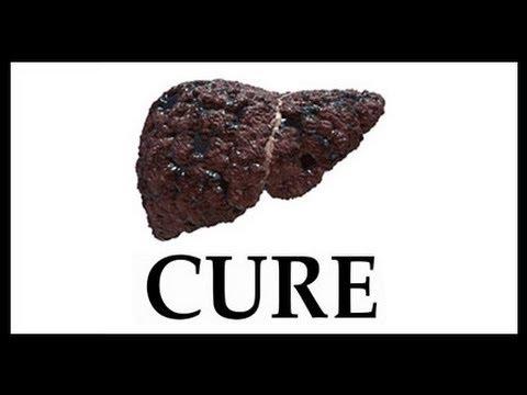 CIRRHOSIS CURE - Advanced Liver Flush Protocol Recipe