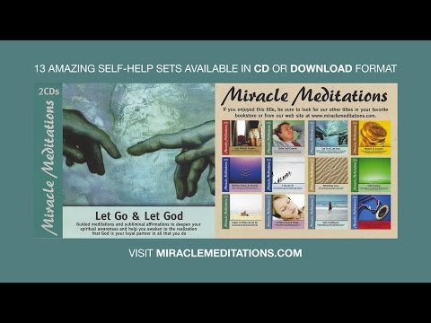 Let Go & Let God - Bedtime Guided Meditation