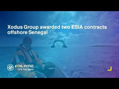 Xodus Group awarded two ESIA contracts offshore Senegal