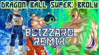DRAGON BALL SUPER: Broly – Blizzard [Styzmask Remix]